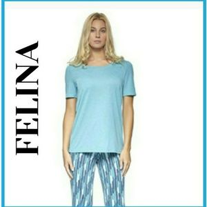Felina 2pc loung set NWT size S